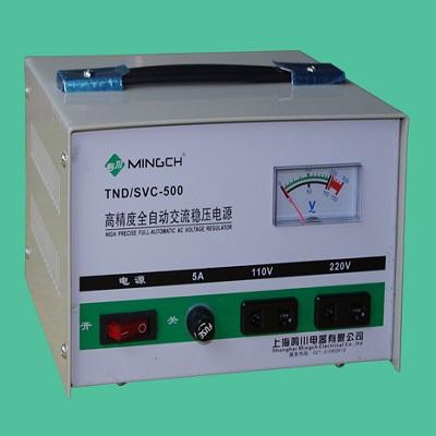 鸣川稳压器高精度TND系