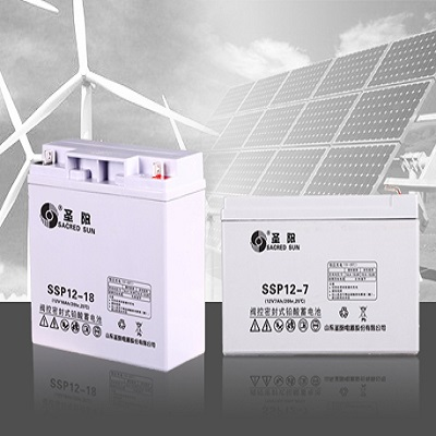 蓄电池圣阳SPU储能系列