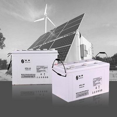 圣阳蓄电池FMJ储能系列