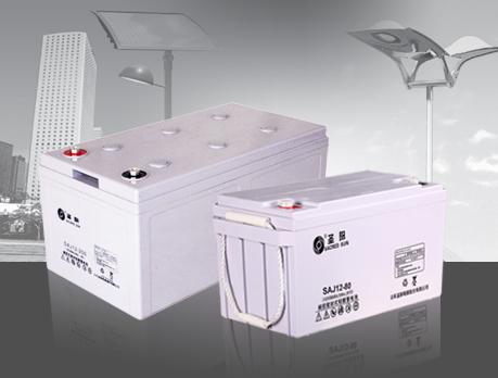 圣阳蓄电池SAJ备用系列