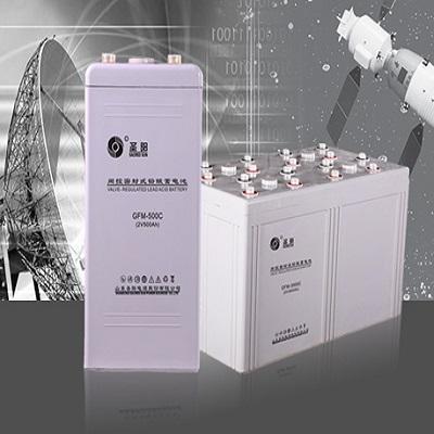 圣阳蓄电池GFM备用系列