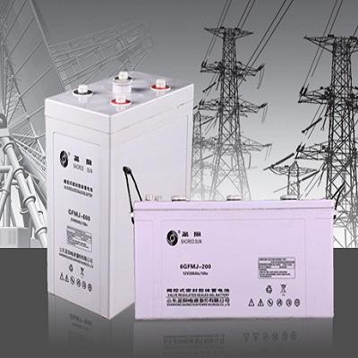 圣阳GFMJ系列备用蓄电