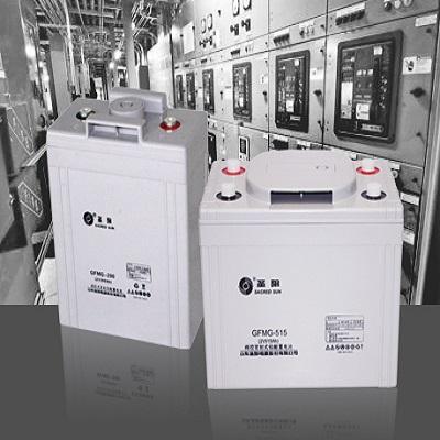 圣阳GFMG系列UPS蓄电池
