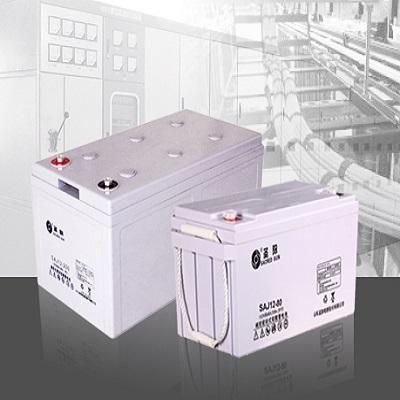 圣阳SAJ系列UPS蓄电池