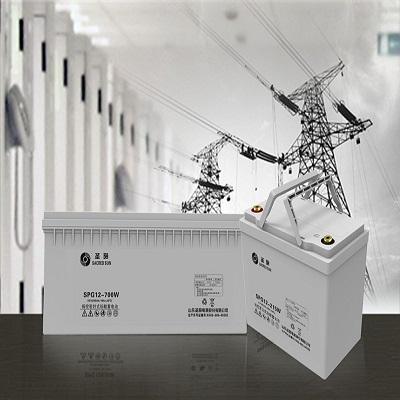 圣阳SPG系列UPS蓄电池