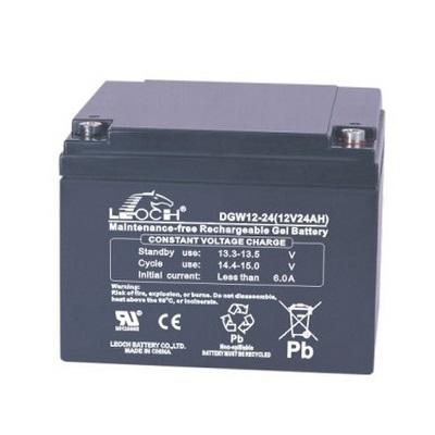 理士LEOCH蓄电池DGW系