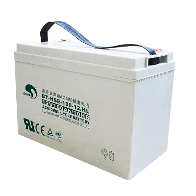 赛特HL(AGM)系列蓄电池