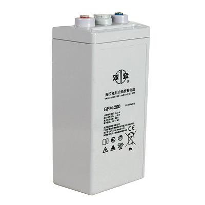 双登蓄电池铅酸GFM系列