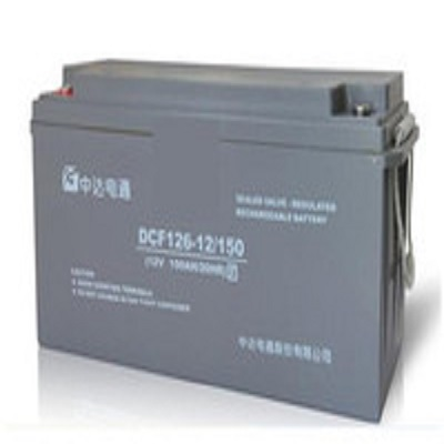 中达电通蓄电池12V系列