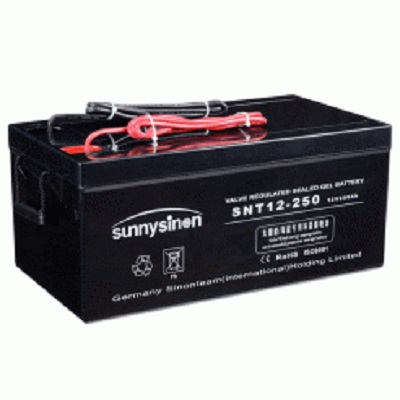 赛能太阳能胶体蓄电池
