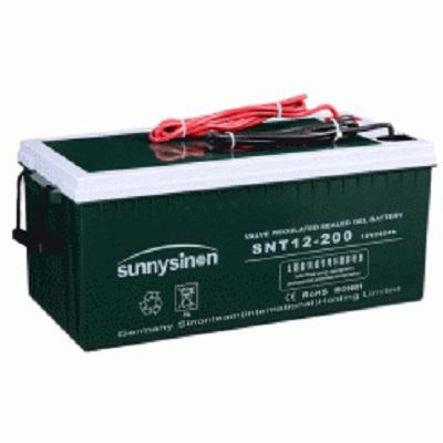 赛能太阳能铅酸蓄电池