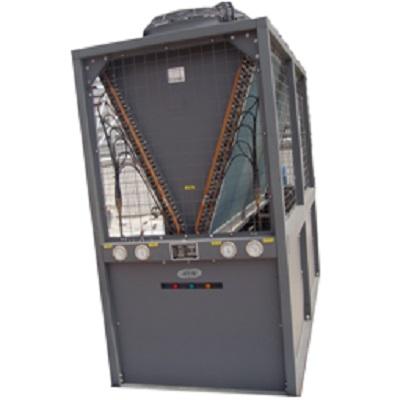 海洛斯机房空调工厂车