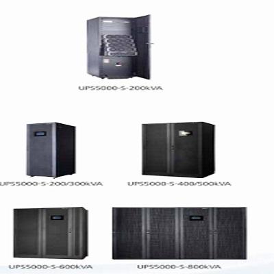 常州华为UPS电源作为国际知名品牌不负众望