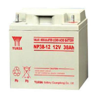 泰州汤浅12bet手机版NP38-12(12V-38AH)技术参数