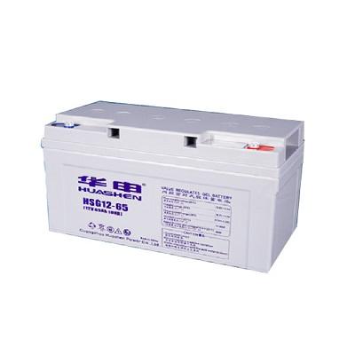 华申蓄电池HSG中密系列