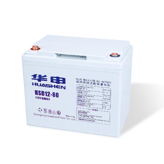 华申蓄电池HSD深循环系