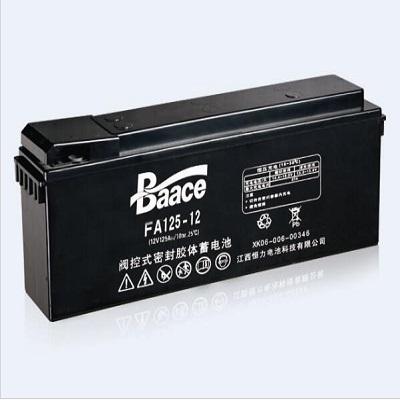 恒力Baace蓄电池FA系列