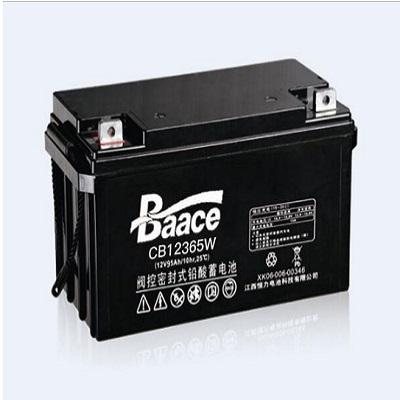 恒力Baace蓄电池HR系列