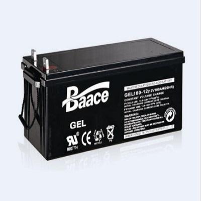 恒力Baace蓄电池GEL系