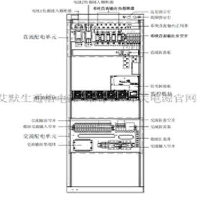 维谛通信电源PS48300/