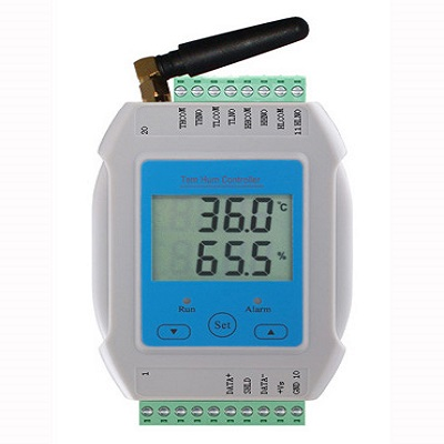 大元创GPRS无线温湿度