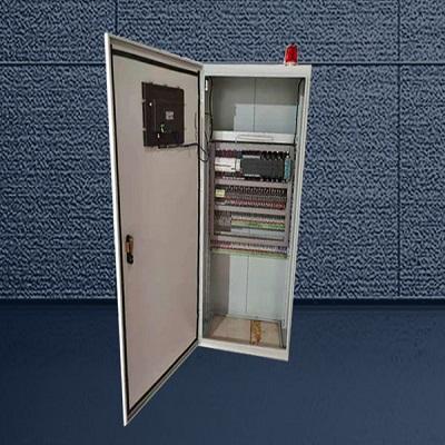 奇峰污水处理PLC控制柜