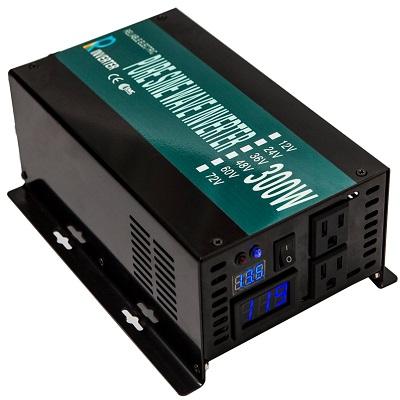 能华600W系列高频正弦